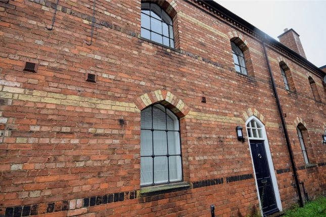 Thumbnail Terraced house for sale in Sharpleys Court, Louth
