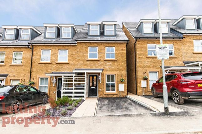 Thumbnail End terrace house to rent in Dale Street, Dartford