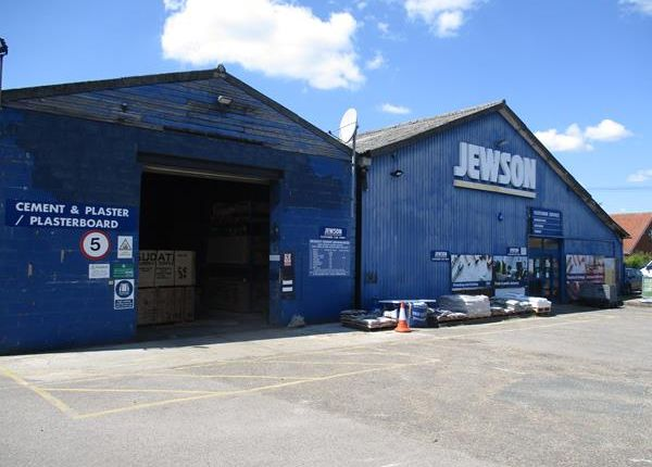 Thumbnail Warehouse for sale in Westfield Road, Dereham, Norfolk