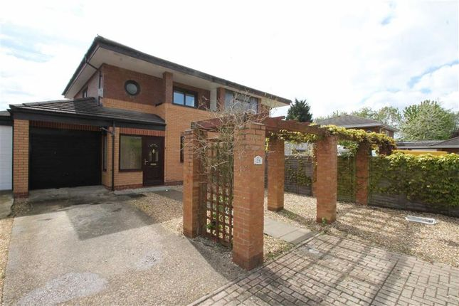 Thumbnail Semi-detached house to rent in Chardacre, Two Mile Ash, Milton Keynes