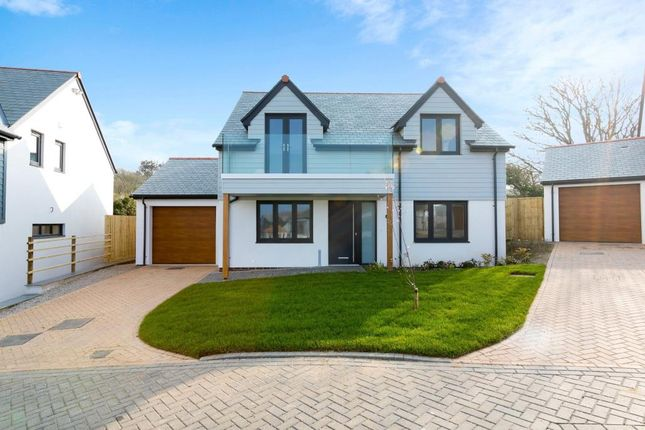Thumbnail Detached house for sale in Bellier's Close, St. Ives, Cornwall