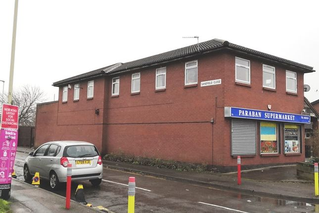 Thumbnail Flat to rent in Sandfield Close, Leicester