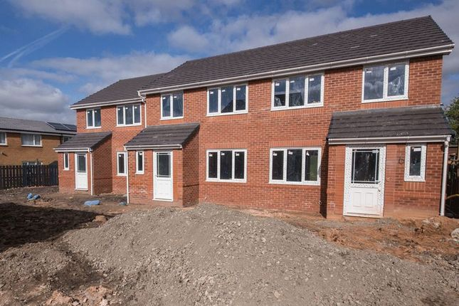 Thumbnail Detached house for sale in Plot 1, Caunce Road, Wigan