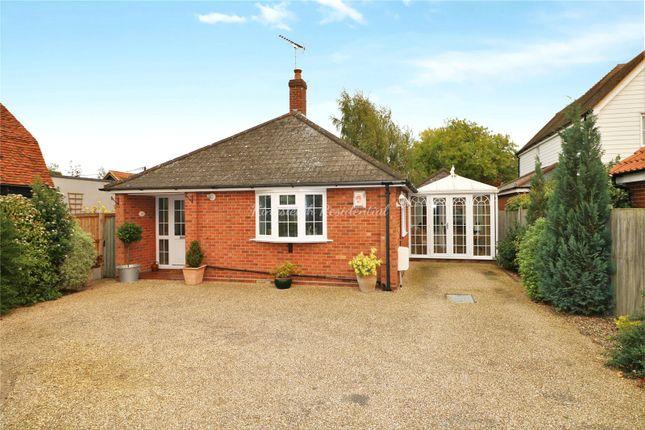 Thumbnail Detached bungalow for sale in The Heath, Dedham, Colchester, Essex