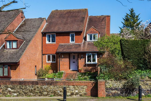 Thumbnail End terrace house for sale in High Street, Limpsfield, Oxted