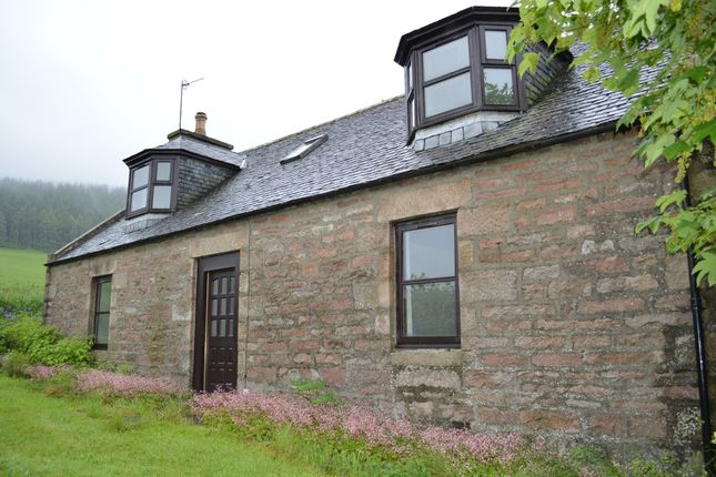Thumbnail Detached house to rent in East Drumgowan, Leslie, Insch