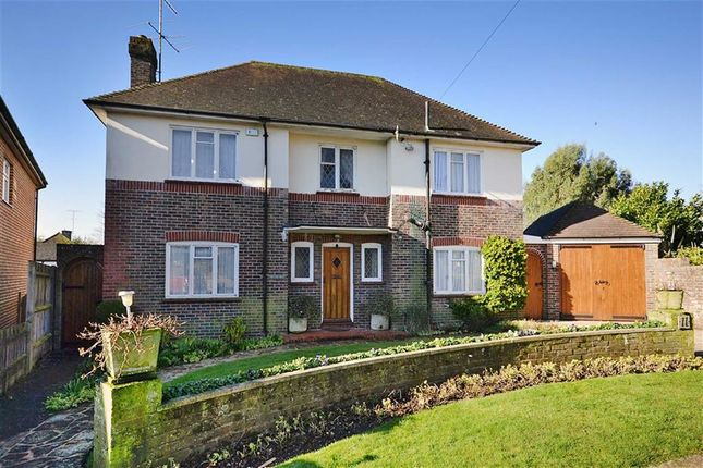 Thumbnail Detached house for sale in Hillside Avenue, Offington, Worthing, West Sussex