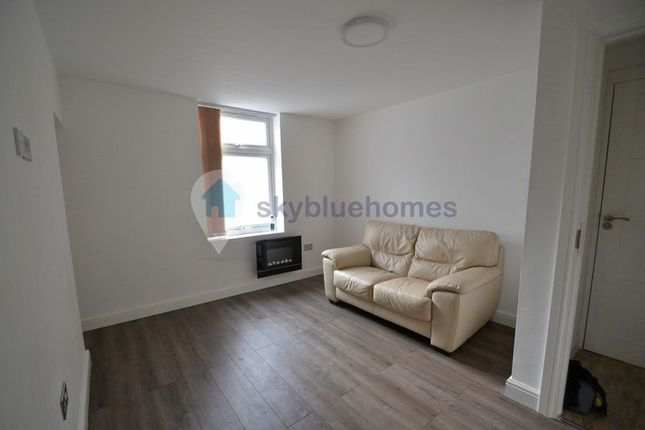 Thumbnail Flat to rent in Pocklingtons Walk, Leicester
