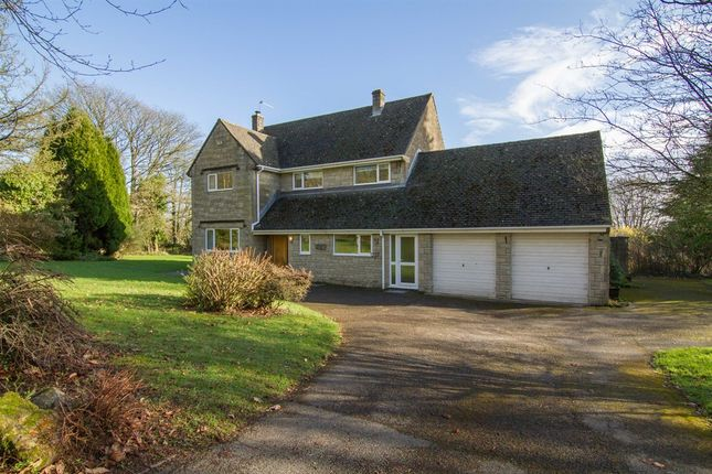 Thumbnail Detached house for sale in Tintern Heights, Catbrook, Chepstow