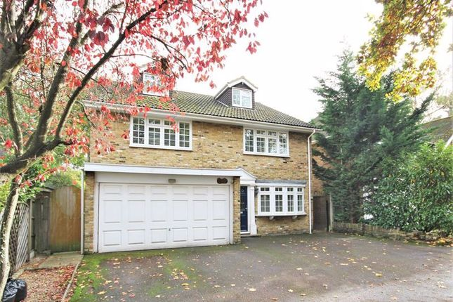 Thumbnail Detached house for sale in The Retreat, Hutton, Brentwood