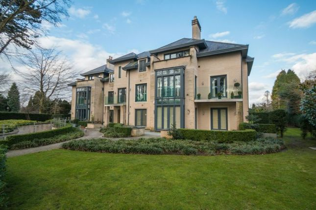 Thumbnail Flat for sale in The Residence, Hale Road/Delahays Drive, Hale