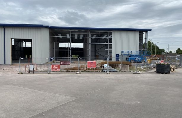 Retail premises for sale in Units 12 & 12A, Mullbry Business Park, Shakespeare Way, Whitchurch, Shropshire