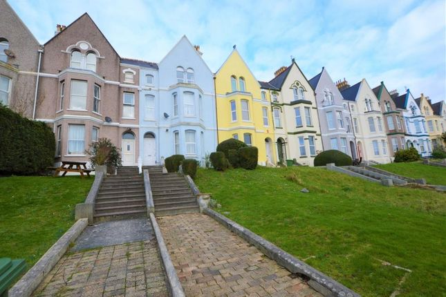 Thumbnail Terraced house for sale in Connaught Avenue, Plymouth, Devon