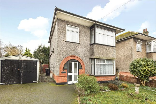 Thumbnail Detached house for sale in Avenue Road, Christchurch, Dorset