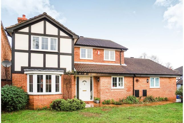 Thumbnail Detached house for sale in Wilderness Heights, West End, Southampton
