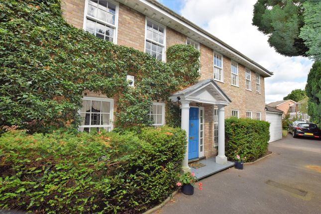 Thumbnail Detached house for sale in Hinstock Close, Farnborough