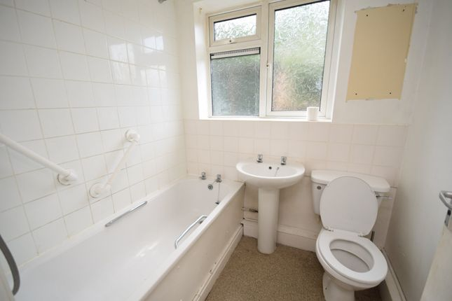 Bathroom of Bargates, Whitchurch SY13
