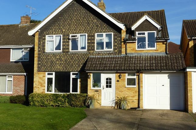Thumbnail Detached house for sale in Southbourne Drive, Bourne End