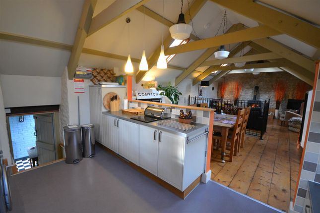 Cottage Kitchen Area