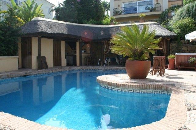 Pool 3 of Spain, Málaga, Marbella, Nueva Andalucía