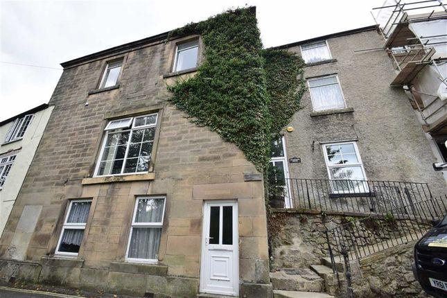 Thumbnail Town house for sale in Temple Walk, Matlock Bath, Derbyshire