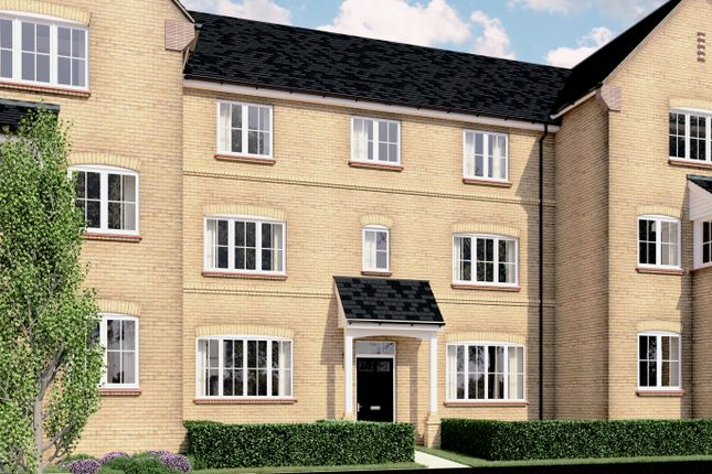 The Farleigh CGI of Hermitage Lane, Maidstone ME16