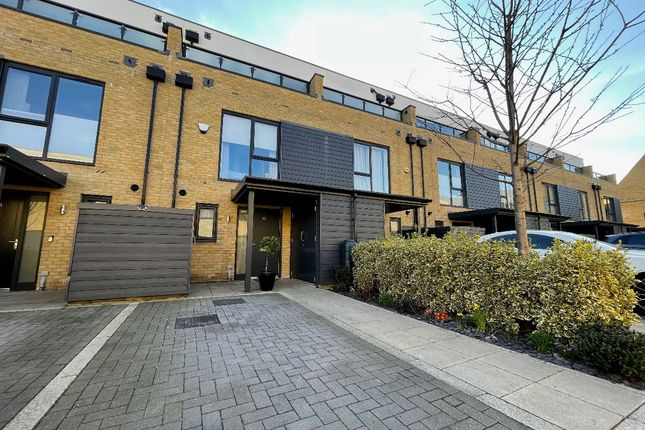 Thumbnail Terraced house for sale in Charlock Close, Romford