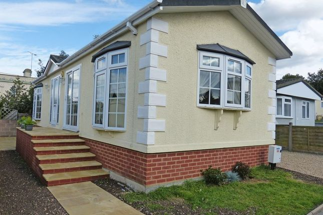 Detached bungalow for sale in Bungalow Park, Holders Road, Amesbury, Salisbury