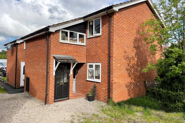 Thumbnail Flat for sale in Latham Drive, Llanidloes Road, Newtown, Powys