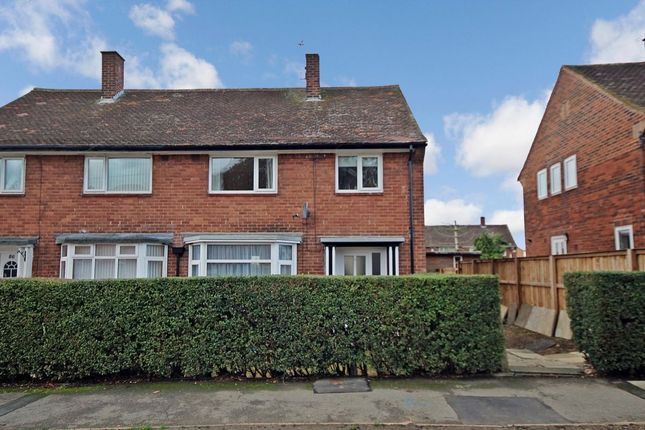 Thumbnail Semi-detached house to rent in Swarcliffe Drive, Leeds