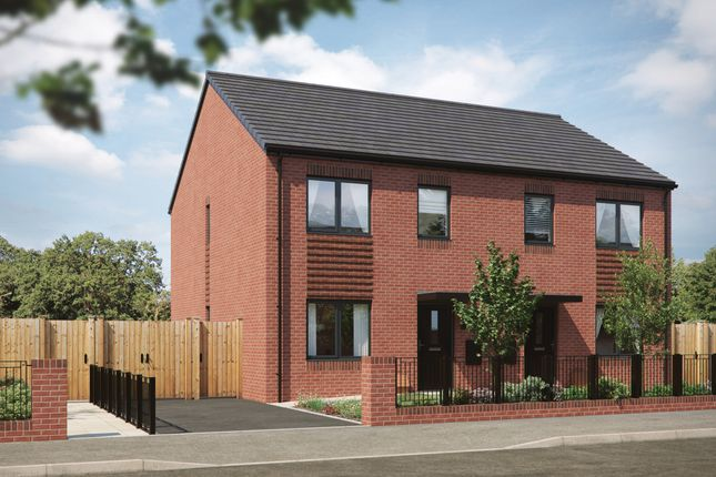 3 bed semi-detached house for sale in Varley Street, Manchester M40
