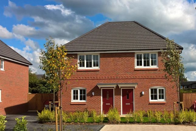 Thumbnail Semi-detached house for sale in Lapwing Lane, Stockport
