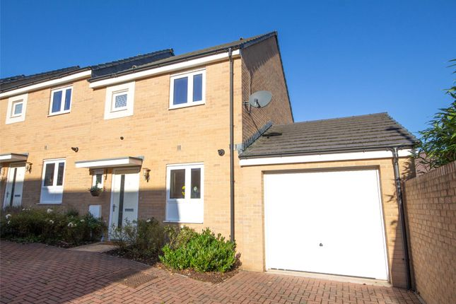 Thumbnail Semi-detached house for sale in Primrose Road, Emersons Green, Bristol
