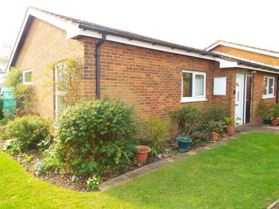 Thumbnail Bungalow for sale in Bedfield Lane, Headbourne Worthy, Winchester