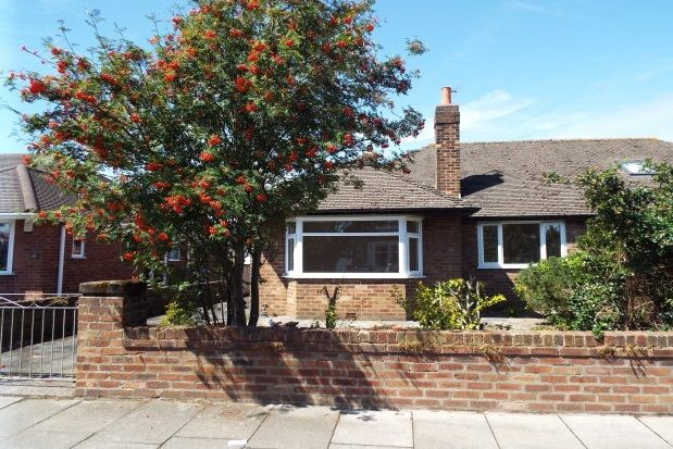 Thumbnail Bungalow to rent in Kenilworth Road, St. Annes, Lytham St. Annes
