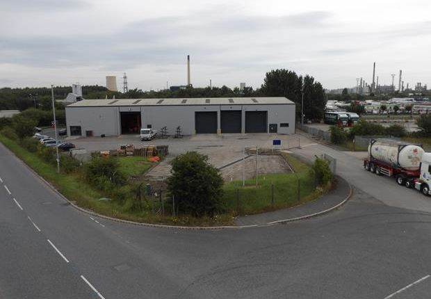 Thumbnail Light industrial to let in Unit 6 Hoyer Industrial Estate, South Road, Ellesmere Port
