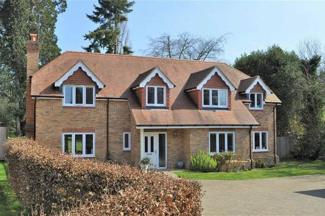Thumbnail Detached house for sale in Victoria Way, Liphook, Hampshire