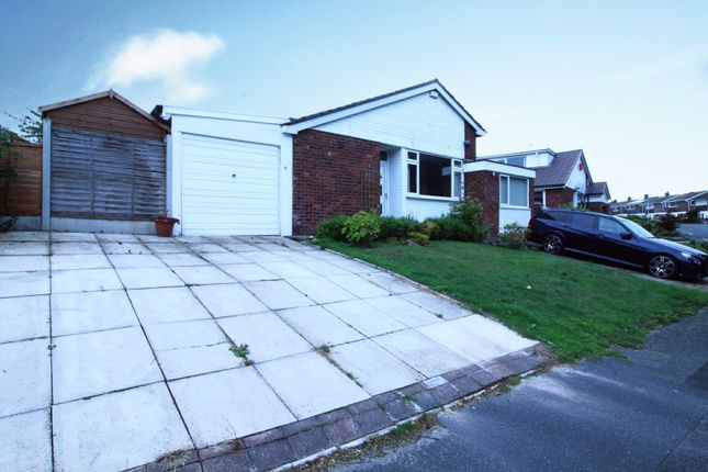 Thumbnail Detached bungalow for sale in Boothfields, Knutsford, Cheshire