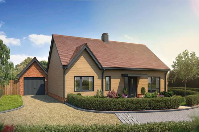 Thumbnail Bungalow for sale in Gratton Chase, Dunsfold, Godalming, Surrey