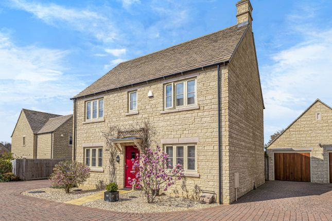 Thumbnail Detached house for sale in Downington, Lechlade