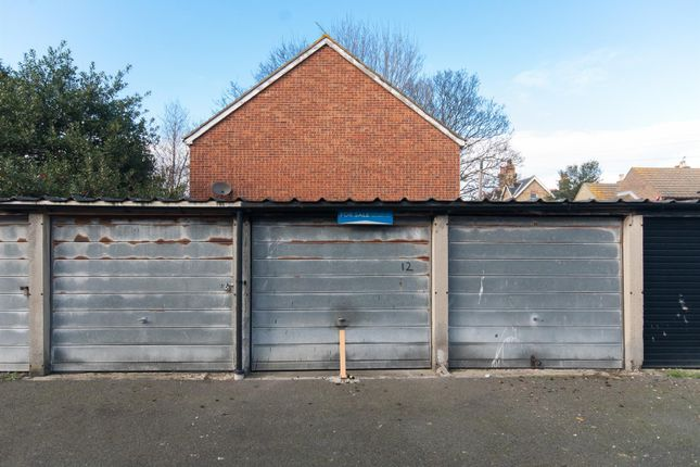 Parking/garage for sale in Ethelbert Square, Westgate-On-Sea