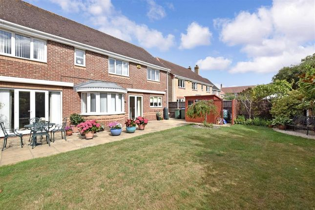 Rear Garden of Meiros Way, Ashington, West Sussex RH20