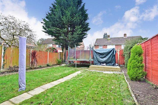 Rear Garden of Buckmans Road, West Green, Crawley, West Sussex RH11