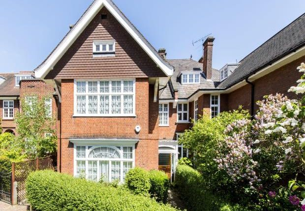 Thumbnail Semi-detached house for sale in Belsize Lane, Belsize Park, London