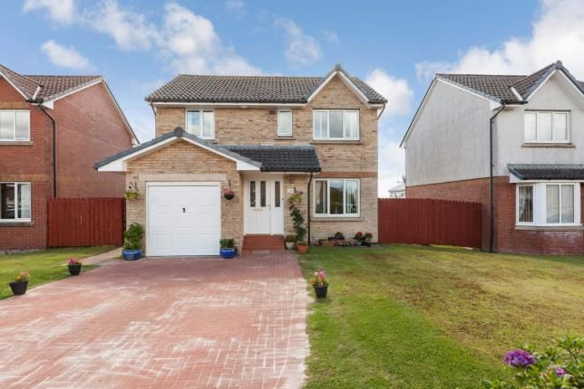 Thumbnail Detached house for sale in Kinloss Place, Inverkip, Inverclyde