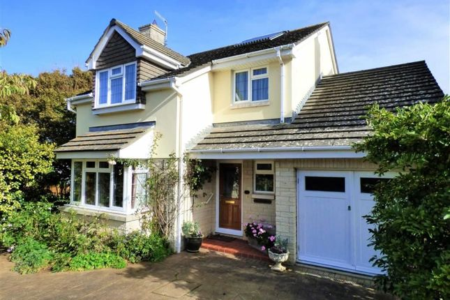 Thumbnail Detached house for sale in Whitecross Drive, Weymouth