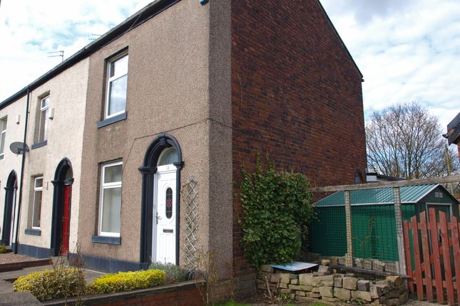 Thumbnail End terrace house to rent in Rochdale Road, Milnrow, Rochdale