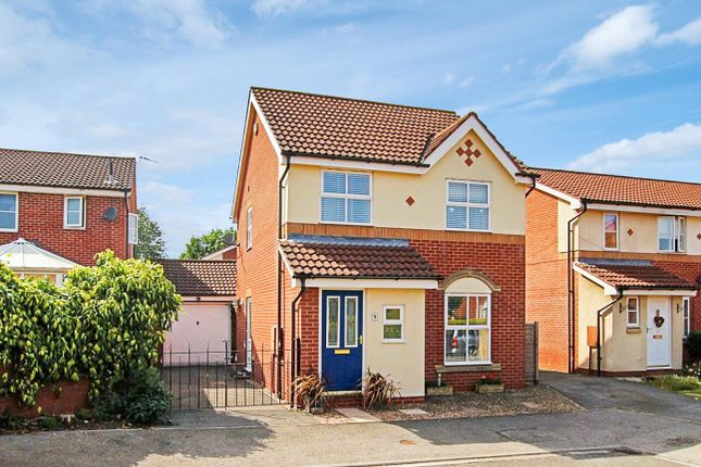 Thumbnail Detached house for sale in 9 Winthropp Close, Malton
