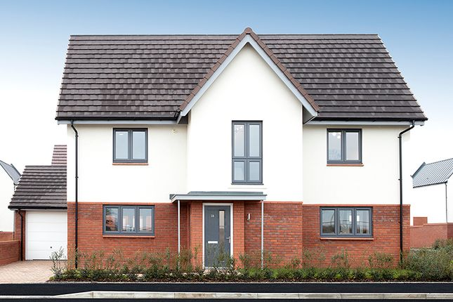"Thumbnail Property for sale in ""Torino"" at Jekyll Close, Tadpole Garden Village, Swindon"