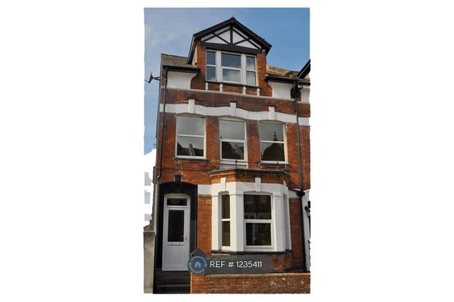 Thumbnail Semi-detached house to rent in Mount Pleasant Road, Exeter